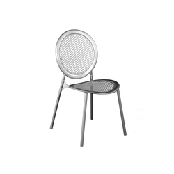 Antonietta | 3396 | Restaurant chairs | EMU Group