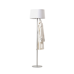 Coat stand & lamp | Percheros de pié | Cascando