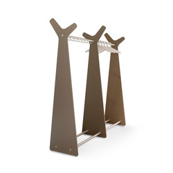 Forest coat rack | Standgarderoben | Cascando