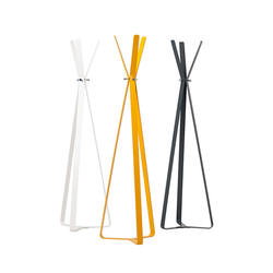 Bend coat stand | Percheros de pié | Cascando
