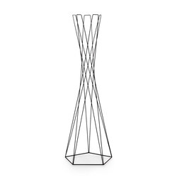 Basket coat stand | Garde-robes | Cascando