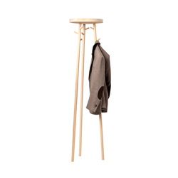 Twist coat stand | Percheros de pié | Cascando