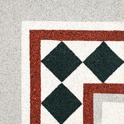 Terrazzo tile | Concrete/cement flooring | VIA