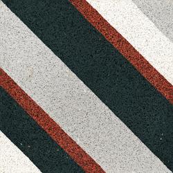 Terrazzo tile | Piastrelle a terrazzo | VIA