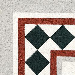 Terrazzo corner tile | Baldosas | VIA