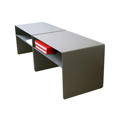 U2-XL Table gigogne | Tables d'appoint | Cascando