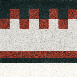 Terrazzo Randplatte | Terrazzo Fliesen | VIA