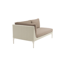 MU Right module | Garden sofas | DEDON