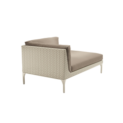 MU Daybed left | Sun loungers | DEDON