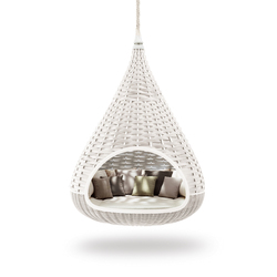 Nestrest Hanging lounger | Swings | DEDON