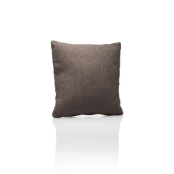 Tissus Curl taupe | Coussins | DEDON