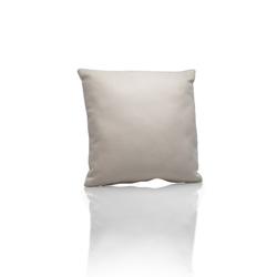Stoffe Tweed sand | Kissen | DEDON