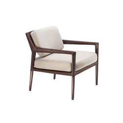 Tribeca Lounge chair | Garden armchairs | DEDON