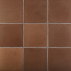 Earth & Fire Touch brown | Carrelages | Porcelanosa