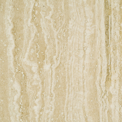 Travertino Beige | Natural stone panels | Porcelanosa