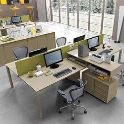 Anyware | Desking systems | Martex