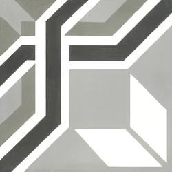 Cement tile | Couleur multicolore | VIA