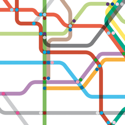 Tokyo Metro [Collection 6] | Wall coverings / wallpapers | Extratapete