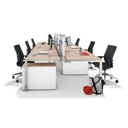Winea Pro | Sistemas de mesas | WINI Büromöbel