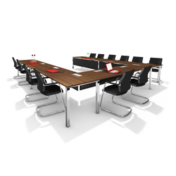 Winea Pro | Conference table systems | WINI Büromöbel
