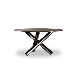 Van Dyck Table | Mesas para restaurantes | Minotti