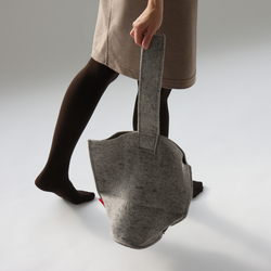 hobo felt bag | Bolsos | molo