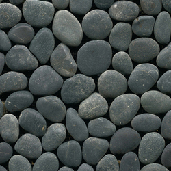 Anticato Baia Stone Negro | Mosaicos de piedra natural | Porcelanosa