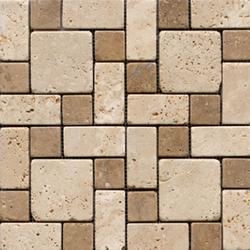 Anticato Beige Noche | Natural stone mosaics | Porcelanosa
