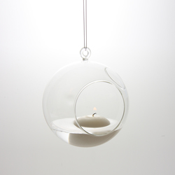 float glassware | bubble | Portacandele | molo