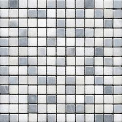 Anticato Blanco Almeria Gris | Naturstein Mosaike | Porcelanosa