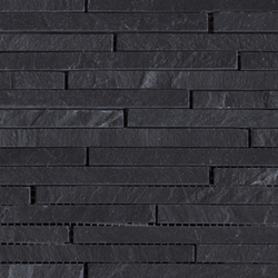 Anticato Mini Strip Bhutan | Natural stone mosaics | Porcelanosa