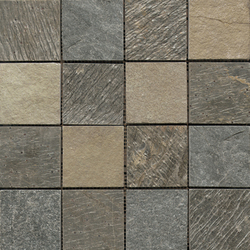 Anticato Multicolor Delhi | Natural stone mosaics | Porcelanosa