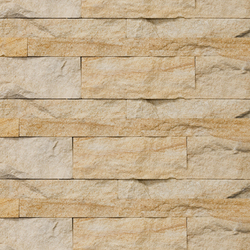 Brick Castle Cream | Natural stone mosaics | Porcelanosa