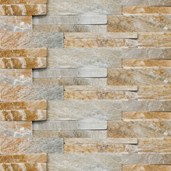 Brick Wall Shannan | Mosaïques en pierre naturelle | Porcelanosa