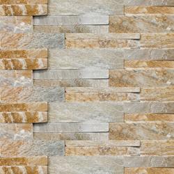 Brick Wall Shannan | Natural stone mosaics | Porcelanosa