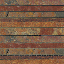 Strip Nepal | Mosaïques en pierre naturelle | Porcelanosa