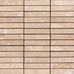 Classico Linear Beige | Natural stone mosaics | Porcelanosa