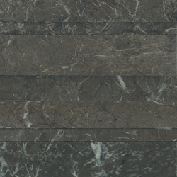 Classico Strip Habana Brown Modul | Natural stone mosaics | Porcelanosa