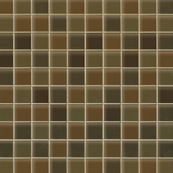 Mosaico Crystal Brown | Ceramic mosaics | Porcelanosa
