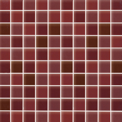 Mosaico Crystal Cherry | Ceramic mosaics | Porcelanosa