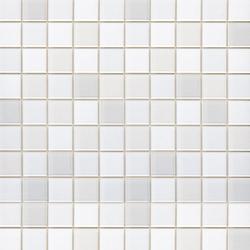 Mosaico Crystal White | Ceramic mosaics | Porcelanosa
