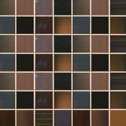 Dados Bronce | Ceramic mosaics | Porcelanosa