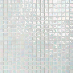 Dream Whites | Glass mosaics | Porcelanosa