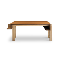 Cimbalo alto table high | Escritorios individuales | Spazio RT