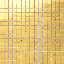 Fashion Gold 2-3x2-3 | Mosaicos de vidrio | Porcelanosa