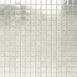 Fashion Gold White 2-3x2-3 | Glas-Mosaike | Porcelanosa
