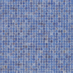 Mini-Fashion B-Blue | Glass mosaics | Porcelanosa