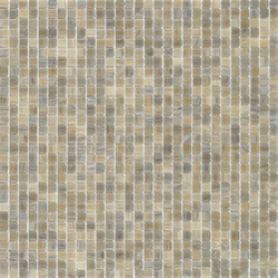 Mini Fashion B Cream | Glass mosaics | Porcelanosa