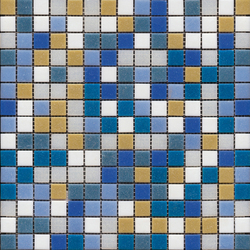 Fashion Mix C Cubic | Glass mosaics | Porcelanosa