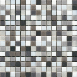 Fashion Variation Greys | Glass mosaics | Porcelanosa